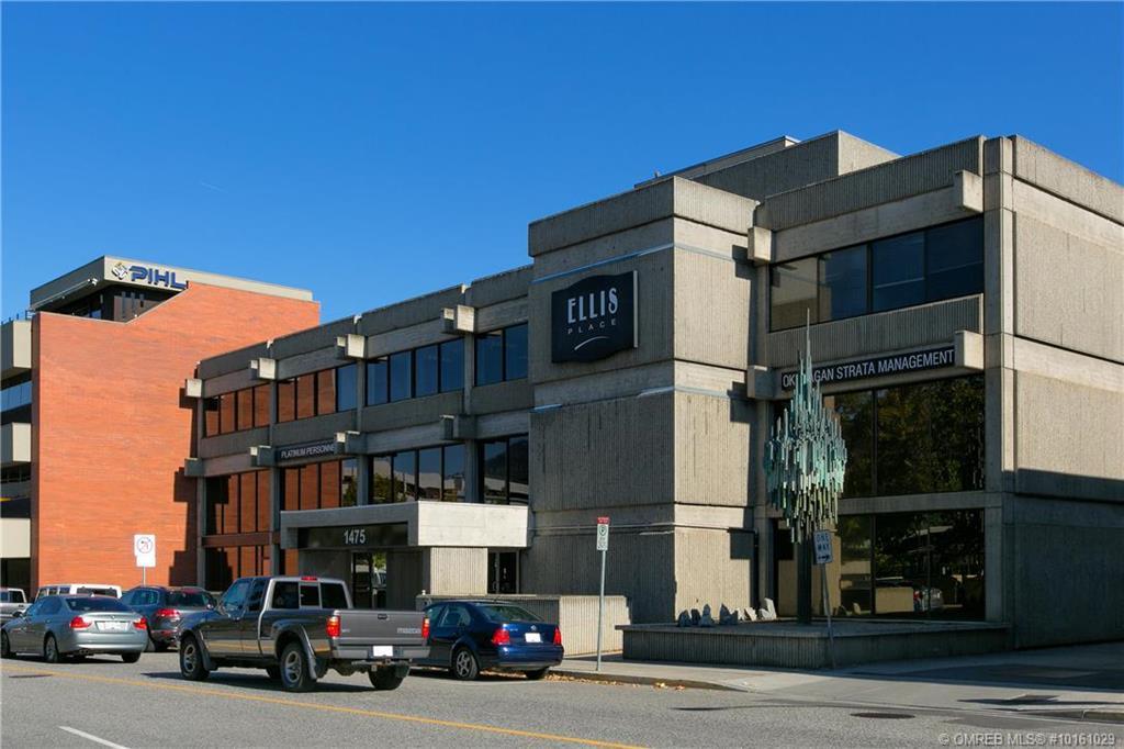 101/3/4-1475 Ellis Street, Kelowna, V1Y 2A3